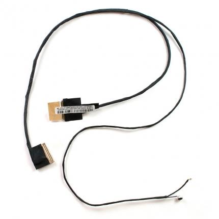 Шлейф (кабель) матрицы 40 pin (eDP) для ноутбука Asus N56 Series