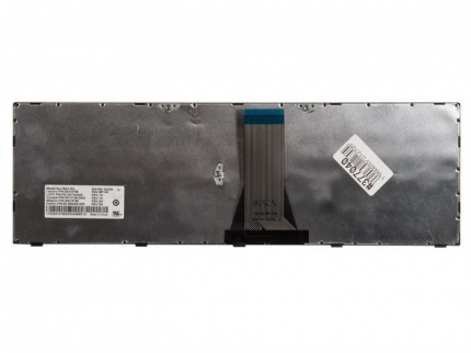 Клавиатура для ноутбука Lenovo IdeaPad G50-30, G50-45, G50-70, G50-80, G70-70, G70-80, G5030, G5045, G5070, E50-70, M50-70, Z50-70, Z50-75, Z5070, Z5075, Z70-80, черная с рамкой, гор. Enter