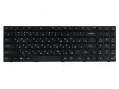 Клавиатура для ноутбука Lenovo IdeaPad 100, 100-15IBY, B50-10, 100-15, черная с рамкой, гор. Enter