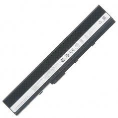 Аккумулятор для ноутбука Asus A40, A42, A62, A50, A52, B53, K42, K52, K62, N82, P42, P52, P62, P82, PR067, PR08C, Pro5IJ, Pro5, Pro8,  X42, X5I, X52, X67, 5200mAh, 10.8V