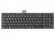 Клавиатура для ноутбука Toshiba Satellite C50, C50D, C55, C55D, черная с рамкой, гор. Enter