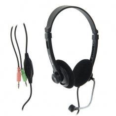 Гарнитура Defender Aura 104 черный (кабель 1.8м)