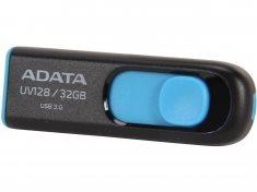 USB-флешка AData 32Gb UV128 AUV128-32G-RBE, USB3.0, синий/черный