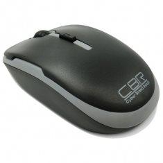 Беспроводная мышь CBR CM-420 Grey, оптика, 1200 dpi, 1хАА